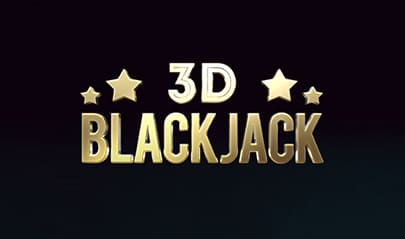 Iron Dog Studio 3D Blackjack logo big