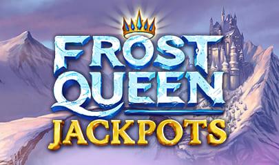 Frost Queen Jackpots logo big