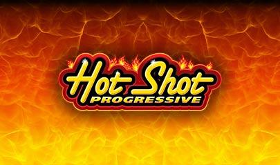Hot Shot Progressive logo big