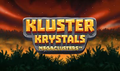 Kluster Krystals Megaclusters logo big