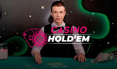 Live Casino Hold'em logo big