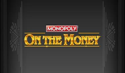 Monopoly on the Money logo big