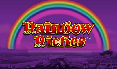 Rainbow Riches logo big