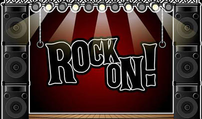 Rock On! logo big