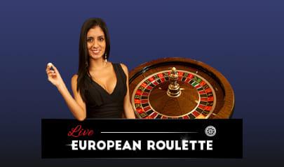 ViG Live European Roulette logo big