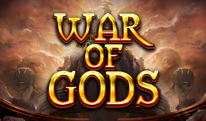 War of Gods logo big