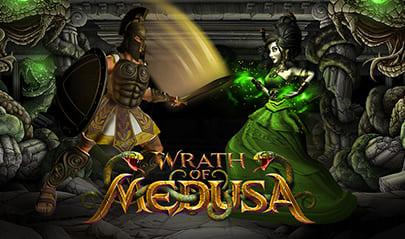 Wrath of Medusa logo big