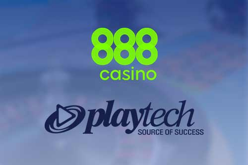 Playtech Inks a Partnership Deal with 888