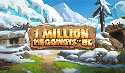 1 Million Megaways BC logo big