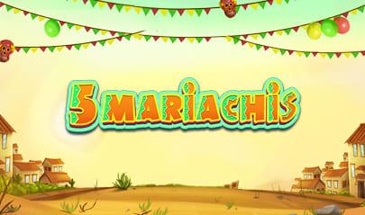 5 Mariachis logo big