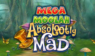 Absolootly Mad Mega Moolah logo big