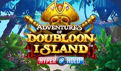Adventures of Doubloon Island logo big