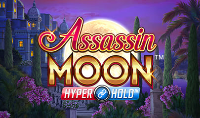 Assassin Moon Slot logo big