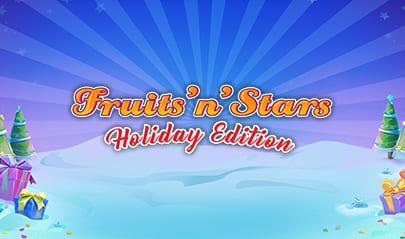 Fruits 'N' Stars Holiday Edition logo big