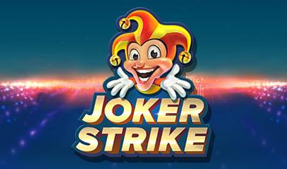 Joker Strike logo big