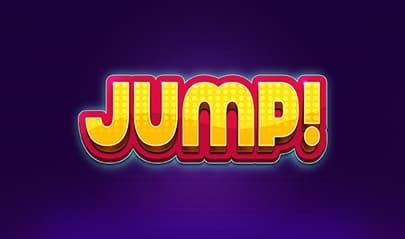 Jump! Slot logo big