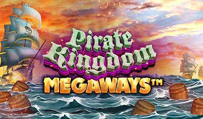 Pirate Kingdom Megaways logo big