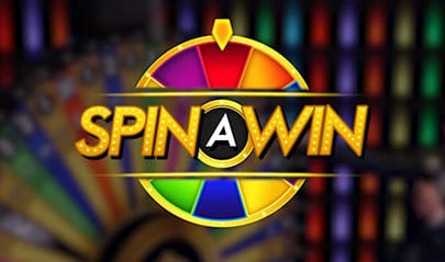 Playtech Live Spin a Win logo big