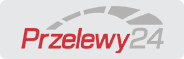 Przelewy24 logo rectangle