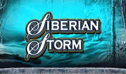 Siberian Storm logo big