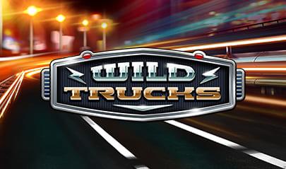 Wild Trucks Slot logo big