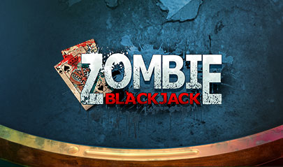 Zombie Blackjack logo big