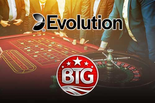 Evolution Set to Buy Big Time Gaming for €450 Million