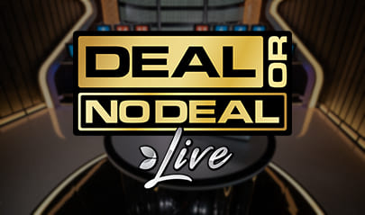 Evolution Deal or No Deal Live logo big