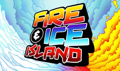 Fire & Ice Island logo big