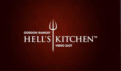 Gordon Ramsay Hell's Kitchen logo big