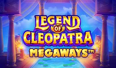 Legend of Cleopatra Megaways logo big