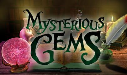 Mysterious Gems logo big