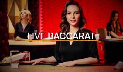 Pragmatic Play Live Baccarat logo big