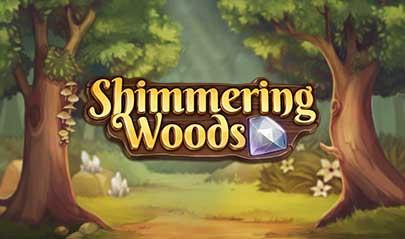 Shimmering Woods logo big