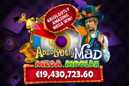 Microgaming Pays Out a Stunning €19.4 Million Jackpot