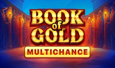 Book of Gold: Multichance logo big