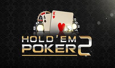 Hold'em Poker 2 logo big