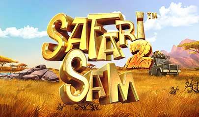 Safari Sam 2 logo big