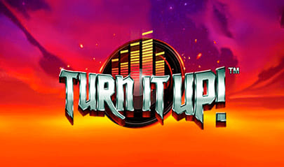 Turn it Up logo big