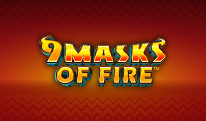 9 Masks of Fire logo big