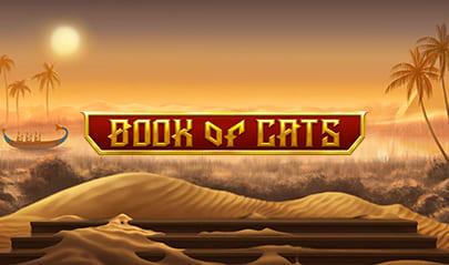 Book of Cats logo big