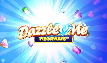 Dazzle Me Megaways logo big