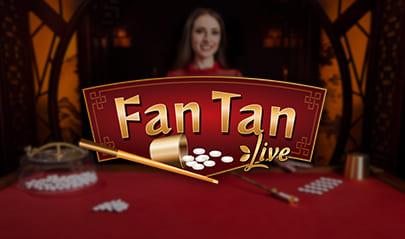 Evolution Fan Tan Live logo big