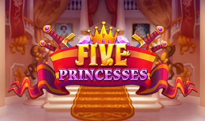 Five Princesses logo big