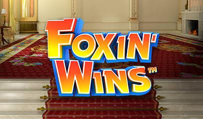 Foxin' Wins logo big