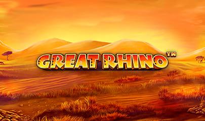 Great Rhino logo big