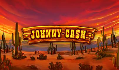 Johnny Cash logo big