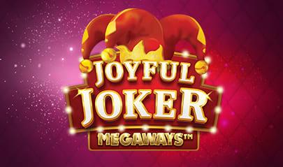 Joyful Joker Megaways logo big