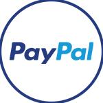 PayPal logo square