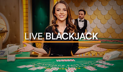 Pragmatic Play Live Blackjack logo big